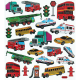 Stickers - Transport